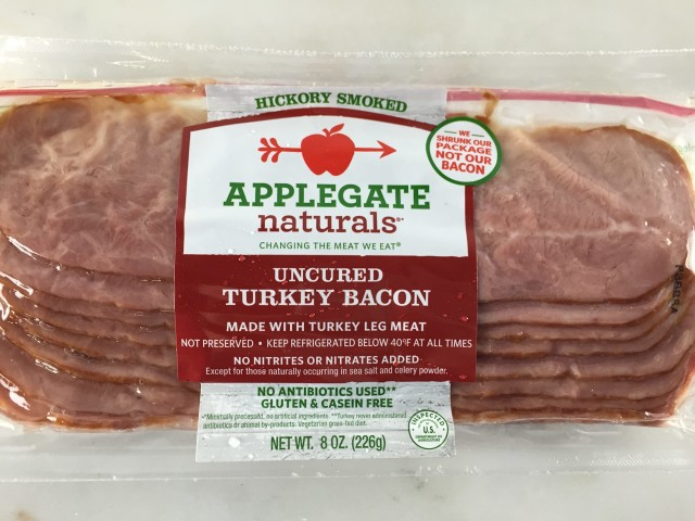 applegate hickory smoked bacon